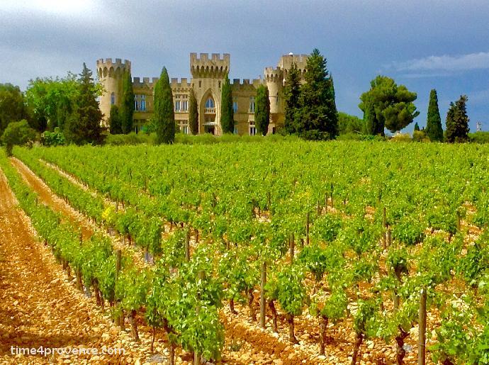 Domaine vinicole chateauneuf du pape