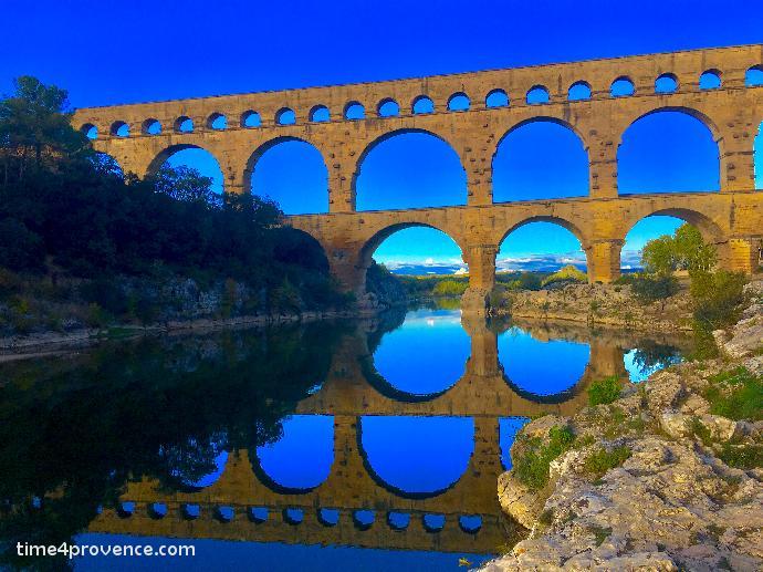Aqueduc romain pont du gard